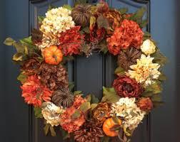 thanksgiving wreath fall decor front door wreaths holidays