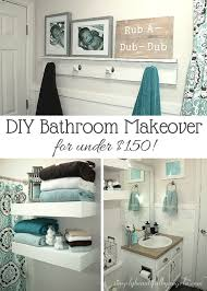 Budget Bathroom Makeover Simply Beautiful By Angela Bathroom Makeover On A Budget