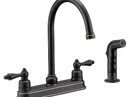 Kitchen Faucet Cheap by Classic Standard Kitchen Faucet With Side Sprayer In Chrome Find
