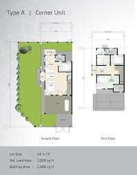 Corner Lot Floor Plans Review For Laman Beringin Taman Rinting Propsocial