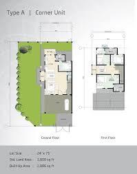 Corner Lot Floor Plans by Review For Laman Beringin Taman Rinting Propsocial