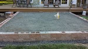 Raised Paver Patio Gorgeous Raised Paver Patio Patio Design Photos Raised Brick Patio