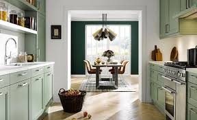green kitchen ideas decorating with green is a thing for 2018 according to