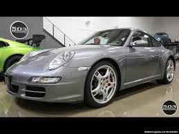 grey porsche 911 2005 porsche 911 carrera s well specced seal grey w 48k miles