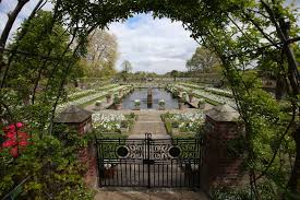 what is kensington palace princess diana honored with new kensington palace garden condé
