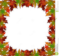 thanksgiving leaves border clip 42