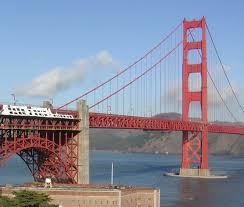 long painting industrial coating golden gate bridge long