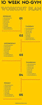 best 25 home workout plans ideas on daily workout