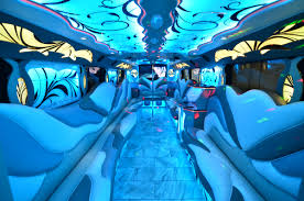 limousine hummer inside the titanium edition party bus limousine u2013 30 passenger u2013 emperor