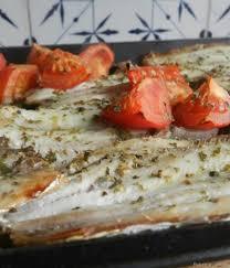 comment cuisiner des filets de sardines recette filets de sardine grillés au four 750g