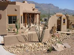 Small Backyard Landscaping Ideas Arizona by Zero Landscaping Photos Front Yard Pictures Desert Ideas For Image