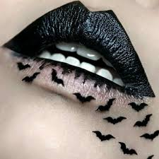 bat lips u2026 halloween fun pinterest bats lips and makeup