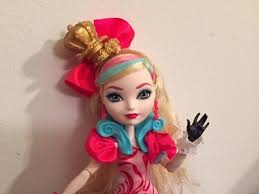 Ever After High Apple White Doll Way Too Wonderland Apple White Doll Review Ever After High Youtube