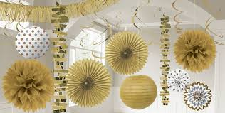 gold party decorations gold decorations gold balloons banners confetti party city