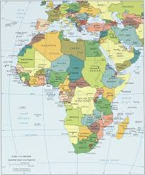 North America Map Printable by Wall Map Of Africa Africa Wall Map Big Size Africa Map