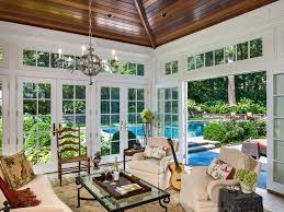Screen Porch Designs For Houses Traditional Porch With Raised Beds U0026 Transom Window Zillow Digs