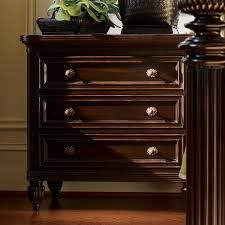 Traditional Nightstands Tommy Bahama Royal Kahala Orchid 3 Drawer Nightstand Hayneedle