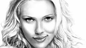 pictures of pencil sketches faces face sketches simple side face