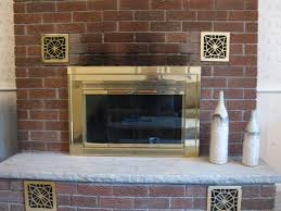 cool cleaning soot off fireplace brick home design furniture
