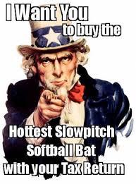 Funny Softball Memes - meme maker i want you to buy the hottest slowpitch softball bat