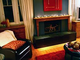 how to decorate living room with fireplace hot fireplace design ideas hgtv