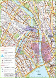 Nyc Bike Map Zürich City Maps Switzerland Maps Of Zürich Zurich