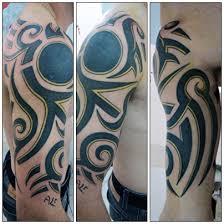 tattoo tribal no antebraço alessandro tattoo primavera do leste mato grosso tribal no braço