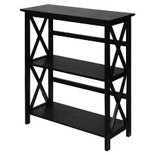 montego 3 shelf bookcase walmart com