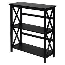 Sauder Beginnings 3 Shelf Bookcase by Montego 3 Shelf Bookcase Walmart Com