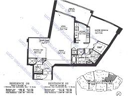 two floor plans two tequesta point condo floor plans