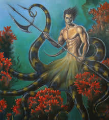 greek mythology triton