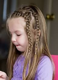 braided hairstyles for little with straight hair