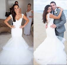 wedding dresses the shoulder sleeves the shoulder capped sleeves mermaid wedding dresses lace