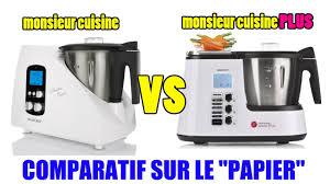 Comparatif Prix Cuisine Monsieur Cuisine Plus Lidl Silvercrest Skmk 1200w Vs Monsieur