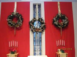 Advent Decorations Advent Christmas Decorations Immaculate Heart Of Mary Catholic