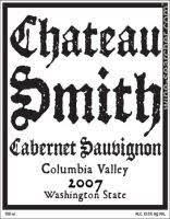 columbia valley wine collections chateau charles smith wines chateau smith cabernet sauvignon columbia