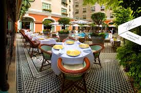 restaurant la cuisine royal monceau le royal monceau raffles 8 luxury design hotel the