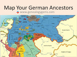 map of gemany 3 free german genealogy websites maps of germany and poland