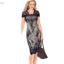 popular women party wear pencil dress buy cheap women party wear