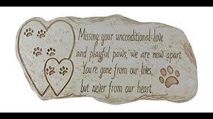 Dog Burial Backyard Chapel Hill Memorial Park Pet Memorial Stone Marker For Dog Or