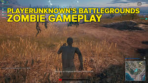pubg zombie mod playerunknown s battlegrounds zombies shuffle between boredom and