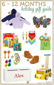 gift of the month gift guide 6 12 months the wise baby