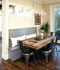 kitchen nook table ideas image breakfast nook september decorating small breakfast nook
