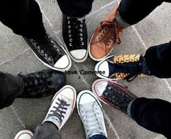 Pakai Sepatu Converse all shoe be different with converse all