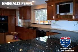 blue pearl granite countertops with cherry cabinets orlando