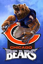 Chicago Bears Chicago Bears Nfl Football Werebear Cheer By Chuckmullins On