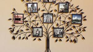 picturesque design ideas family tree wall hanging together with