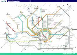Europe Train Map by Germany Europe Int U0027l Subway Maps Mega Net
