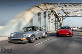 porsche 930 whale tail porsche 930 3 0 v 991 turbo with magnus walker total 911