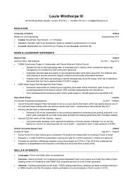 oilfield resume how to end a resume
